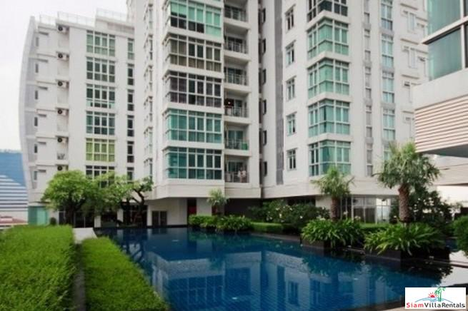Spacious Furnished Two Bedroom Condo 7