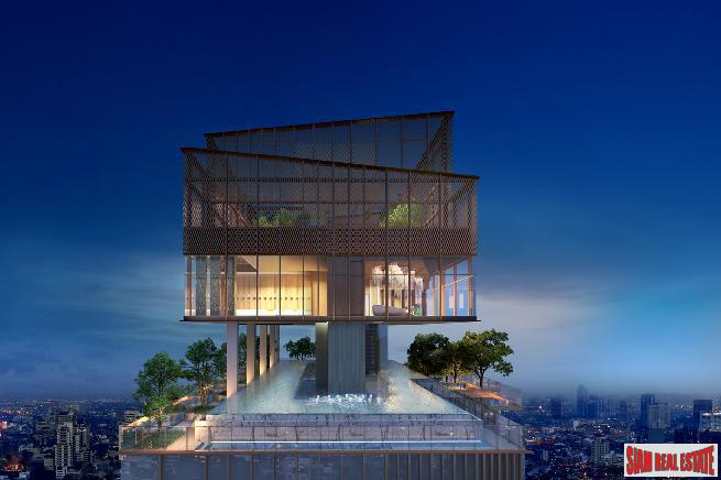 Highly Anticipated Launch of New High-Rise Condo in Prime Ekkamai, Sukhumvit 63 - One Bed  and One Bed Plus Units