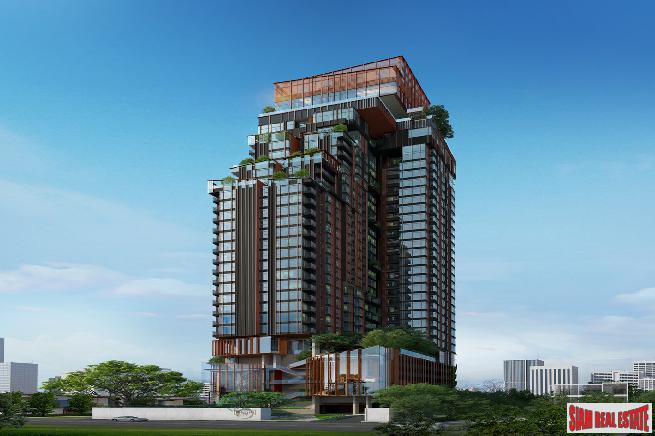 Highly Anticipated New High-Rise Condo 8