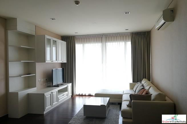 Spacious Furnished  Two Bedroom 3