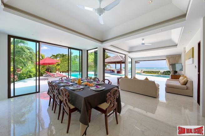 BEACHFRONT LUXURY VILLA KOH SAMUI 13