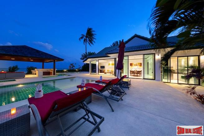 BEACHFRONT LUXURY VILLA KOH SAMUI 19