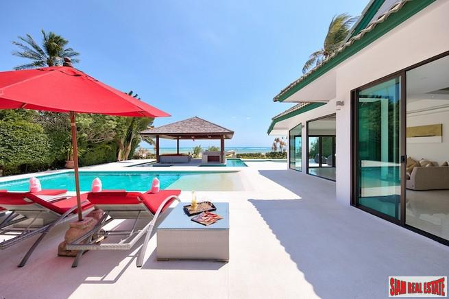 BEACHFRONT LUXURY VILLA KOH SAMUI 6