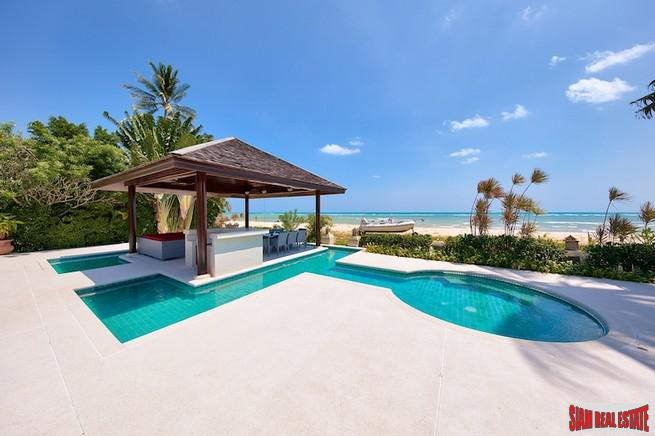 BEACHFRONT LUXURY VILLA KOH SAMUI 8