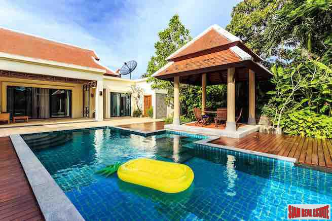 Exceptional Pool Villa by the Lake in Nai Harn, Phuket