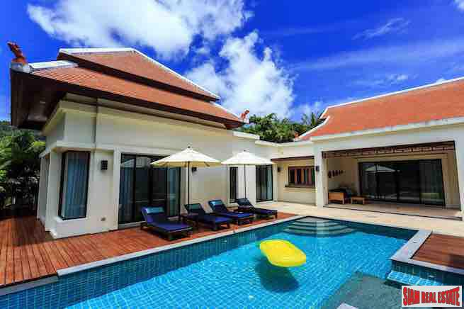 Exceptional Pool Villa by the 2