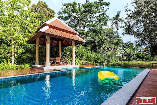 Exceptional Pool Villa by the 5