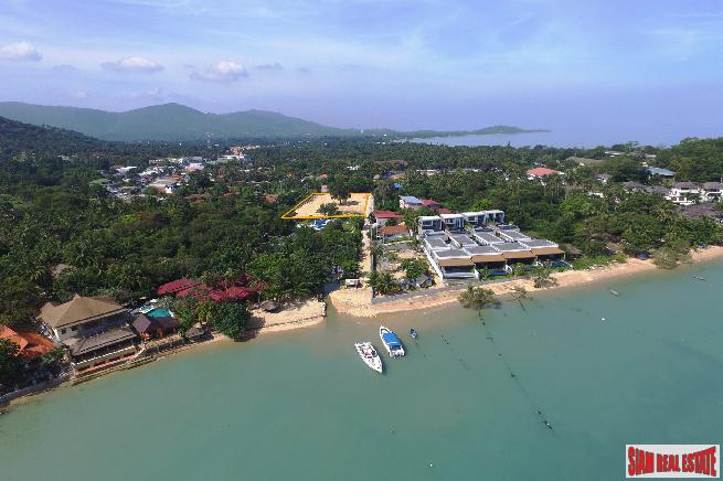 2.7 RAI PROJECT LAND 70 METERS FROM BOPHUT BEACH  S1511