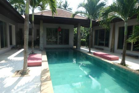 PRIVATE POOL SAMUI VILLA  S1366