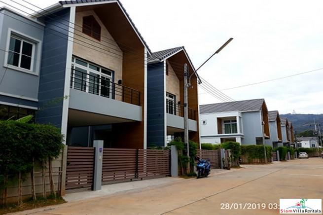 New Three Bedroom House with Private Swimming Pool near Chalong Circle