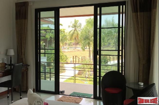 Large Open Two Bedroom Villa 18