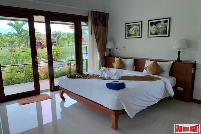 Large Open Two Bedroom Villa 5