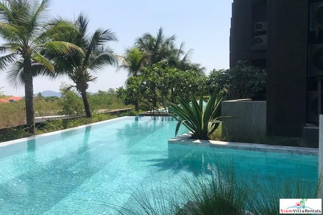 Large Contemporary Two Bedroom Condo with Pool Access in Rawai