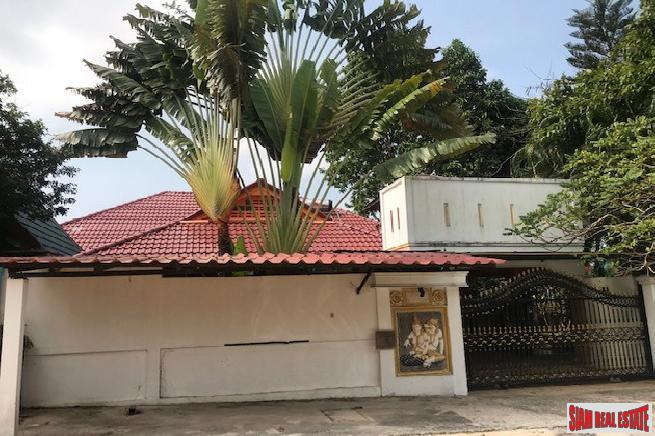 Three Bedroom Thai Contemporary Single Storey House for Sale in Nai Harn