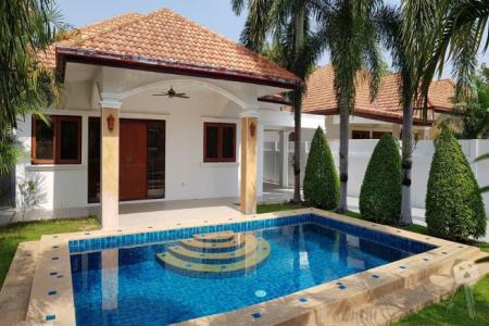 Pool Villa in soi Hua Hin 70 for sell, nice and quiet area - 4562