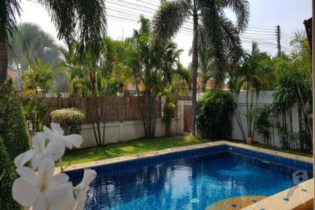Pool Villa in soi Hua 2