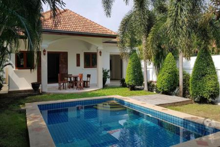 4 Bedroom pool villa for sell in Hua Hin just 7 kilometer to Hua Hin center - 4589