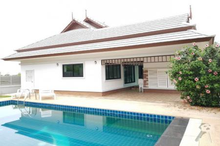 3 Bedroom Pool Villa for 2
