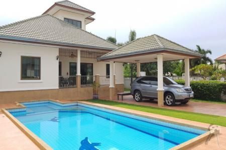 Special price for 4 bedroom Pool Villa for sell in Hua Hin - 4546