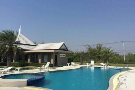 3 Bed Pool Villa for sell with nice decorate and quiet, have security, common area - 4204
