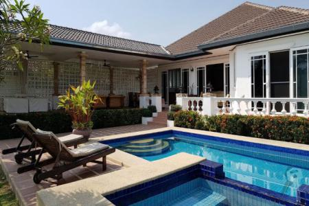 Pool Villa near Shopping center, 5 minute to Hua Hin Town center - 4570
