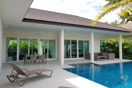 Pool Villa in Hua Hin soi 114 with nice location, not far from shopping center - 4553