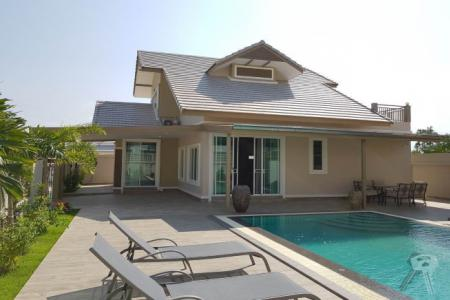 3 Bedroom Pool Villa in soi Hua Hin 88, just 10 minutes' drive to Hua Hin Town center - 4560