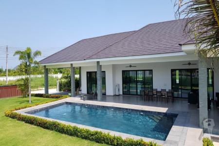 Pool Villa with modern style for sell in Hua Hin - 4556