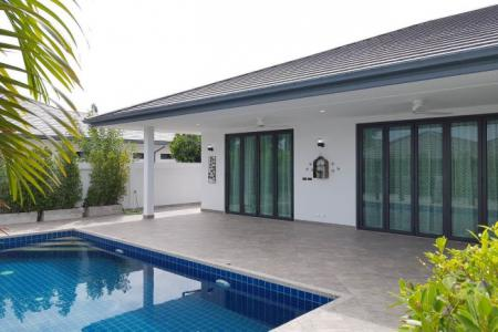 Pool Villa for sell in Hua Hin in the best location - 4580