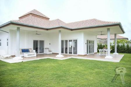 Luxury Pool Villa from one of the best development in Hua Hin, Nice location, good quality – 4320