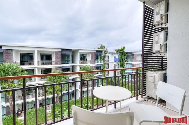 Top Floor Two Bedroom Condo Across from Rawai Beachfront