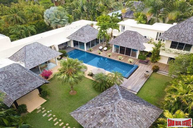 Layan Estate Villa | Private and Exclusive Five Bedroom Pool Villa Close to Layan Beach