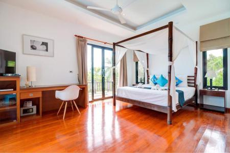 HILLSIDE KOH SAMUI VILLA FOR 3