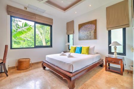 HILLSIDE KOH SAMUI VILLA FOR 7