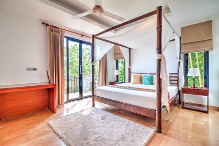 HILLSIDE KOH SAMUI VILLA FOR 9