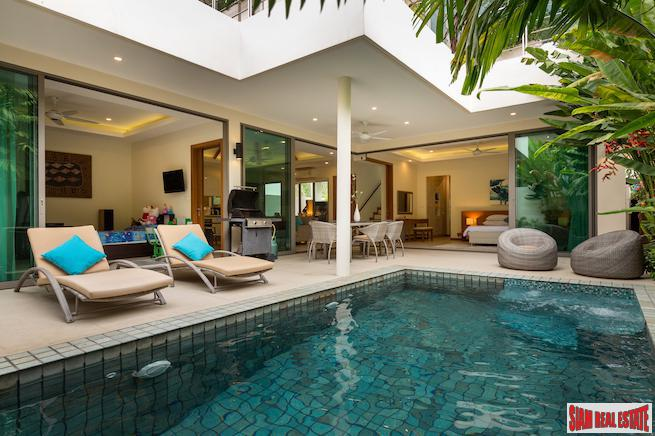 Ka Villas | Exceptional Four Bedroom Pool Villa Located Within Walking Distance to Rawai Beach