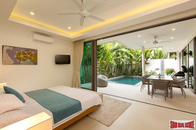 Exceptional Four Bedroom Pool Villa 14