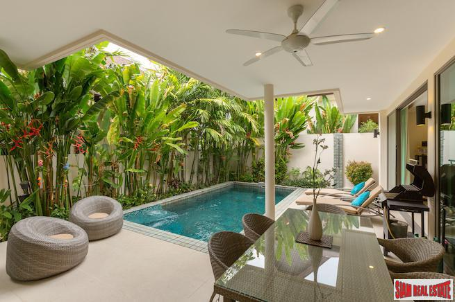 Exceptional Four Bedroom Pool Villa 3
