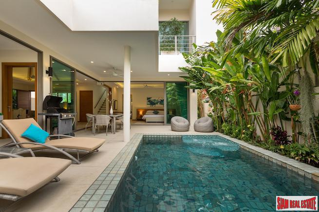 Exceptional Four Bedroom Pool Villa 5