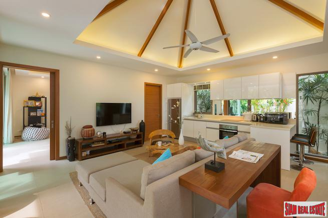 Exceptional Four Bedroom Pool Villa 6