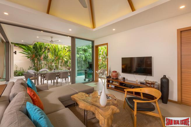 Exceptional Four Bedroom Pool Villa 8