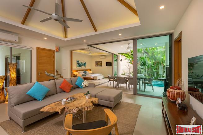 Exceptional Four Bedroom Pool Villa 9