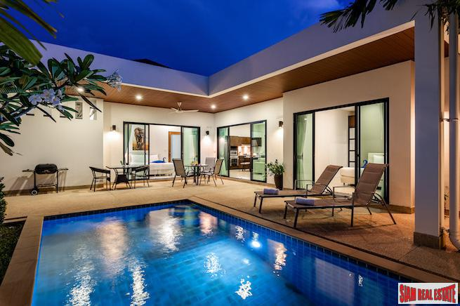 Nga Chang Villa | Three -bedroom Big Buddha View Pool Villa in Rawai