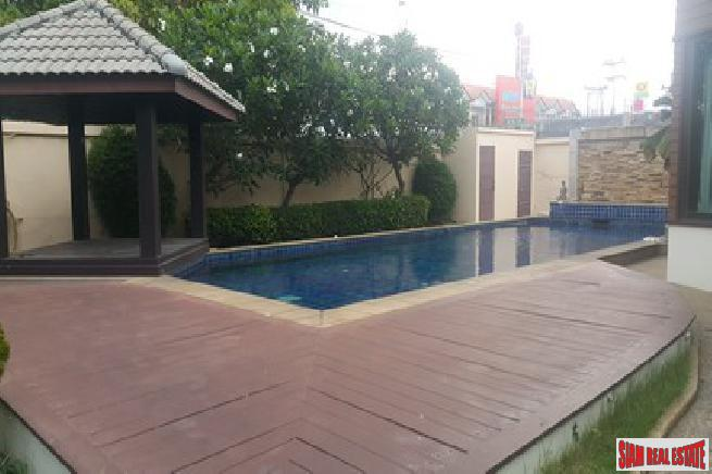 Beautiful 4 bedroom house in a quiet area for rent - East Pattaya