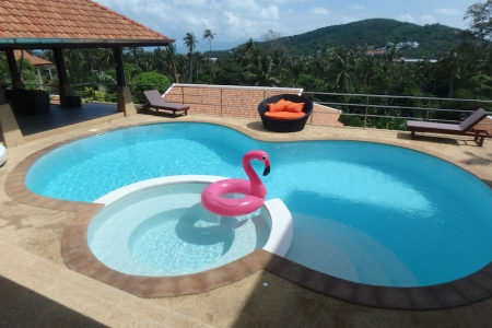 SEA VIEW KOH SAMUI VILLA FOR SALE  S1623