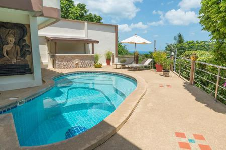 KOH SAMUI VILLA - SEA VIEWS  S1293