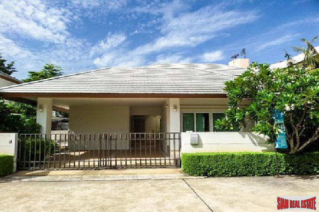 Modern Four-Bedroom house near beach in Banglamung  for sale-Banglamung