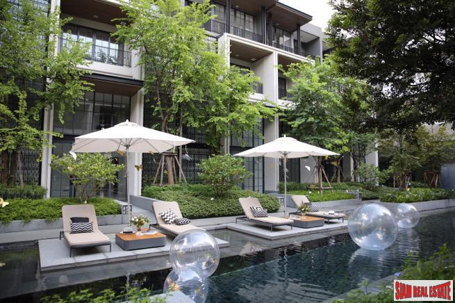 New Innovative High Quality and Secure Four & Five Bedroom Cluster Homes in Phrom Phong