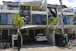 Three Storey Three Bedroom House for Rent with Roof Top Terrace, Pool & Mountain Views in Laguna - Small Dog OK