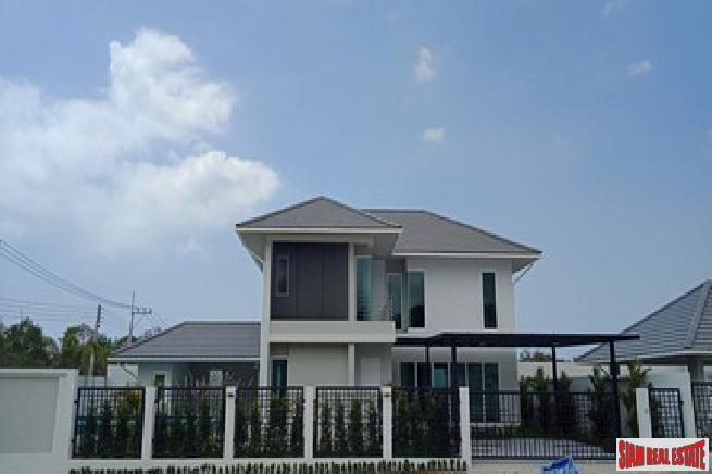 Large 2 storey 4 bedroom house near International school for sale - East Pattaya